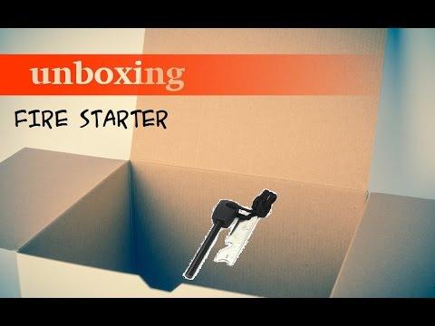 Fire Starter  From GearBest