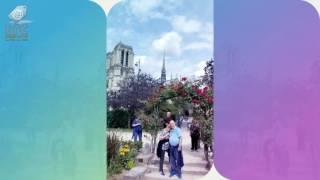 Un Paseo por Europa - Notre Dame, Barrio Latino, Jardines de Luxemburgo y Lido