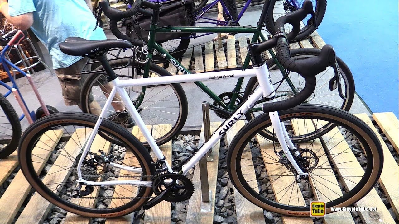 21f4d2ba4 2019 Surly Midnight Special Bike - Walkaround - 2018 Eurobike - YouTube