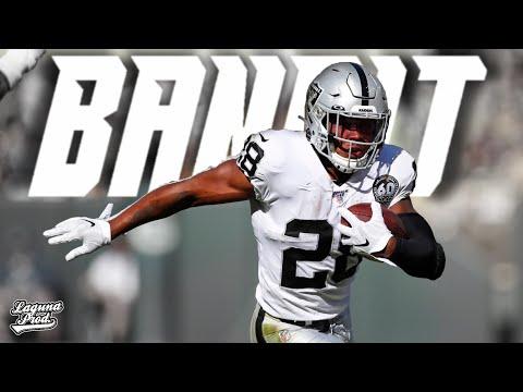 "Josh Jacobs - ""Bandit"" ᴴᴰ (Oakland Raiders Rookie Season Highlights) 🔥"