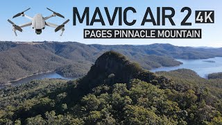 DJI Mavic Air 2 Shot Entirely In 4K - Pages Pinnacle | DansTube.TV