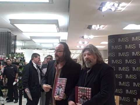 BBC's The Hairy Bikers Launch Their Cookbook 'Mums Know Best' By Sidra Shaukat For Skinnycurry.com