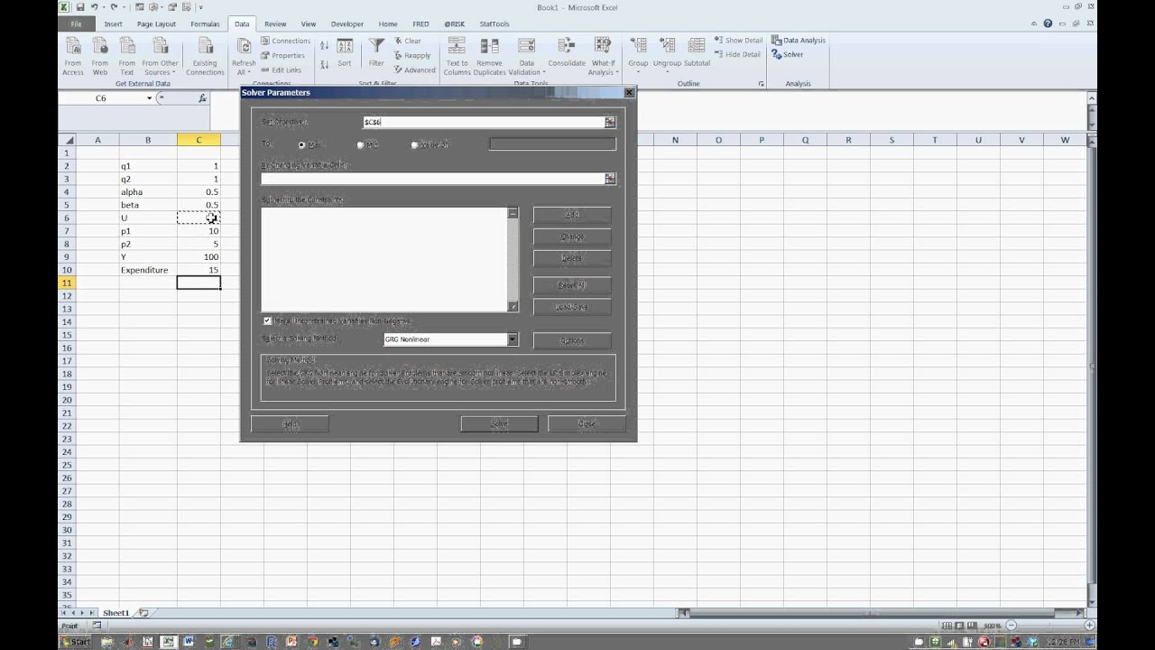 Excel pdf indonesia 2007 tutorial