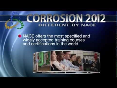 NACE Corrosion 2012