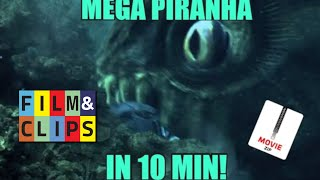 Mega Piranha - MovieZip - Film in 10 minuti by Film&Clips - Iscriviti