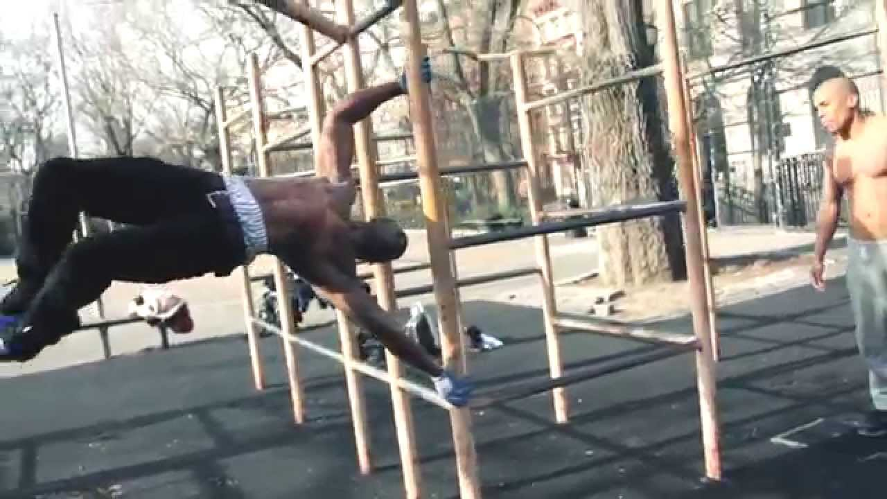 EPIC STREET WORKOUT