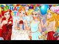 Princess Birthday Party Surprise, Best Disney dress up games for girls