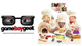 Download Sweet Mess Preview with the Game Boy Geek