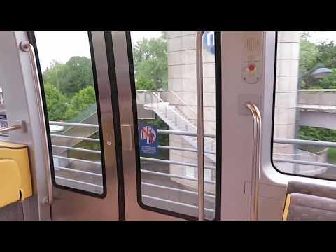MATRA-Siemens VAL 208 AG #06 | Ligne a | Réseau STAR de Rennes