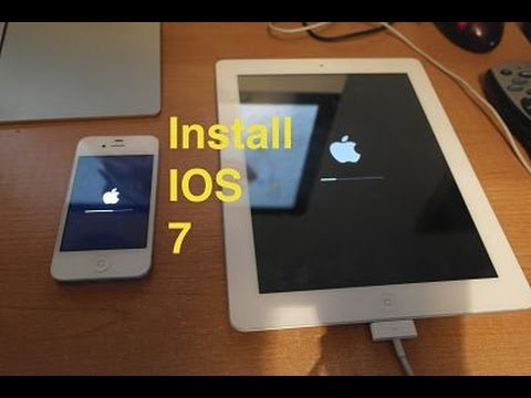 Updating To IOS 7 IPhone 4s