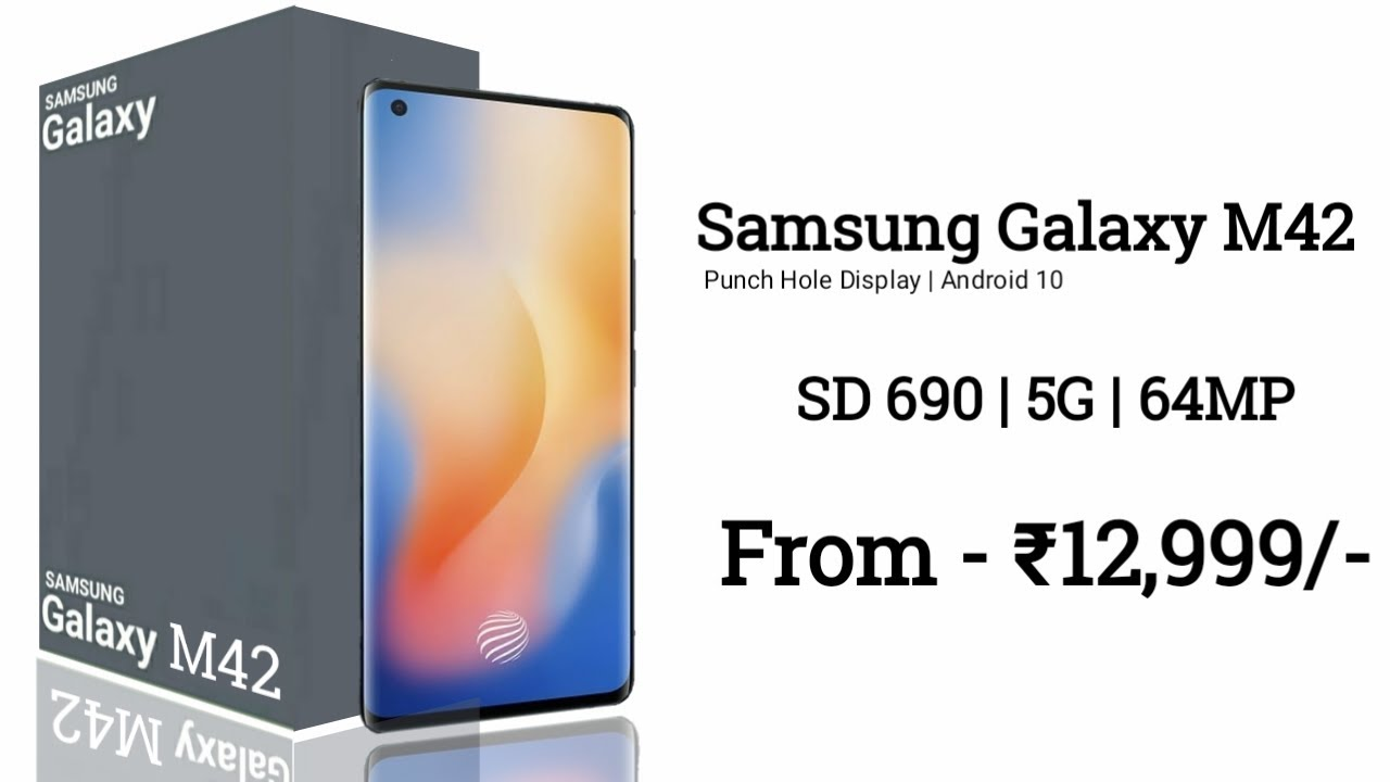 Samsung Galaxy M42 - 5G, Price, Specifications, Launch Date In India | Samsung India
