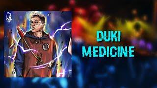 Duki - Medicine (Video Lyrics)