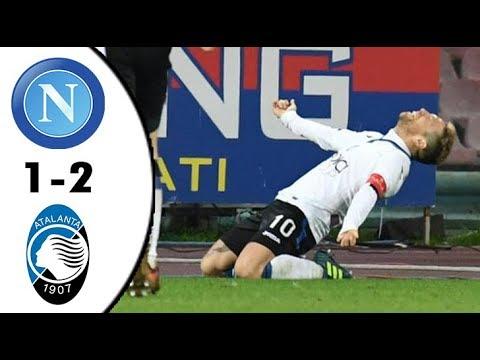 Download Napoli - Atalanta 1-2 Highlights &  All goals - 02/01/2018 HD