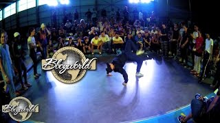 BGIRL BATTLE | EXHIBITION | BATTLE AUTHENTIK 2016