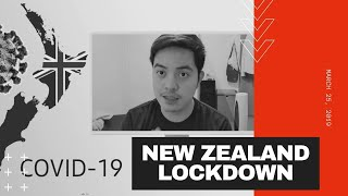New Zealand on Lockdown Alert Level 4 due to COVID-19 Community Transmission
