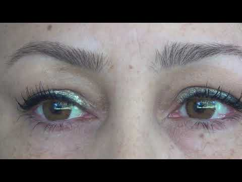 bella-contact-lenses-line-glow!!-jolens-review-hd-sunlight