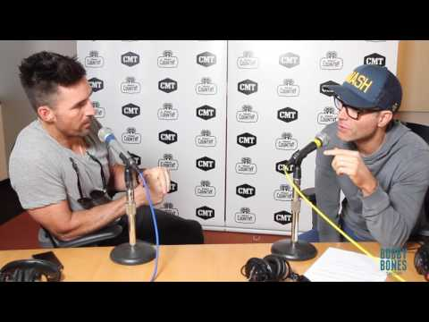 Bobby Interviews Jake Owen About The 2017 CMT Music Awards