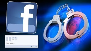 5 Stupid Facebook Posts That Got People Arrested!