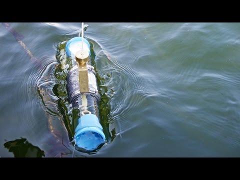 Van Dorn Bottle - Water Quality Test