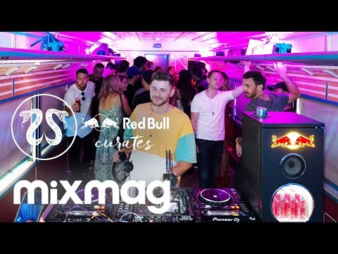 LATMUN live on a train presented by Red Bull Curates x CRSSD XPRESS