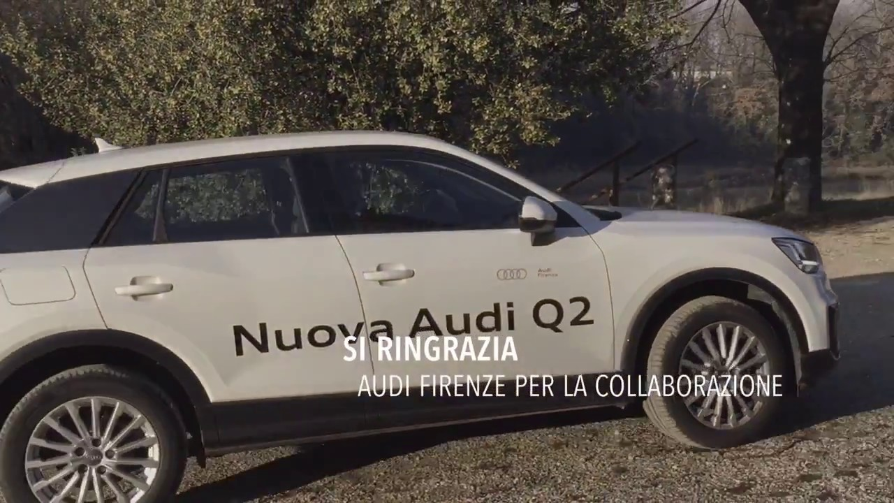 nuova audi q2 test drive 1 6 tdi youtube. Black Bedroom Furniture Sets. Home Design Ideas