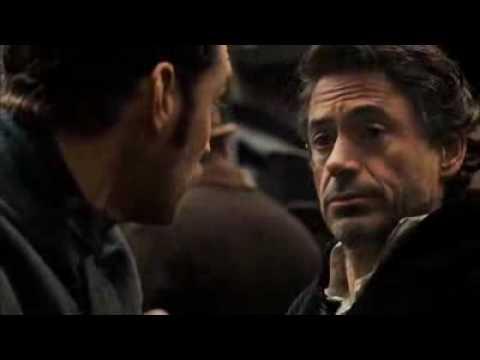 Sherlock Holmes - Official Trailer [HD] 2009