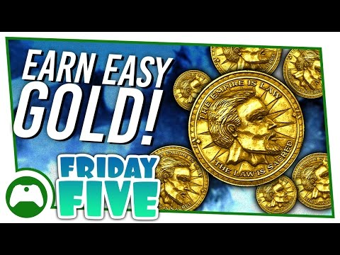 5 Easy Tips To Get Rich Quick in Skyrim Special Edition