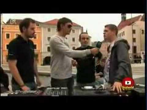 Scrape Tacticians live @ Südwild im Bayerischen Rundfunk