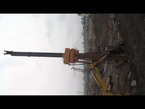 Shanghai Trust V-Series High Frequency Vibro Hammer