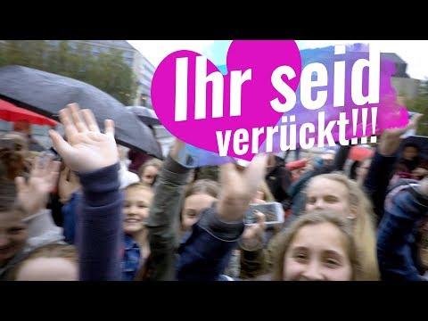Eskalation in Hannover  / live musical.ly mit Zuschauern / 21.10.17 / MAGIXTHING
