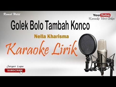Karaoke Cover Golek Bolo Tambah Konco