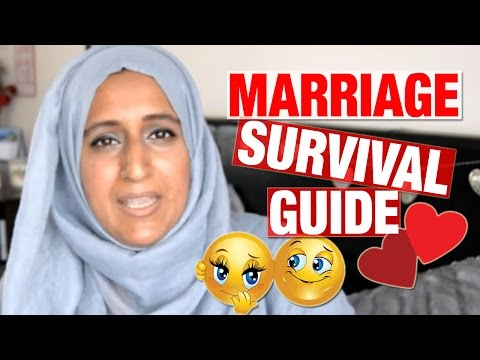 HOW TO SURVIVE YOUR FIRST YEAR OF MARRIAGE | TIPS FOR NEWLY WEDS | MARRIAGE SURVIVAL GUIDE | Shamsa