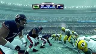 Madden NFL 09 PS3 Collectors Edition Chicago Bears vs Green Bay Packers video game