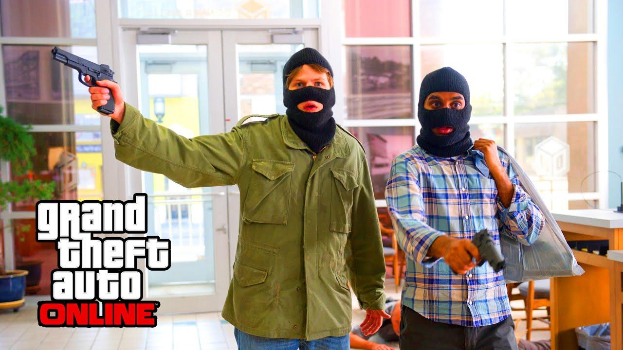 """GTA 5 Online - Heist """"1.18 Update"""" DLC Confirmed! Heist DLC Coming In"""