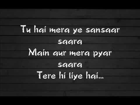Tu Hai Song  Lyrics   Mohenjo Daro   AR Rahman & Hrithik Roshan