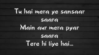Tu hai Song  Lyrics   Mohenjo Daro   AR Rahman & Hrithik Roshan Thumb