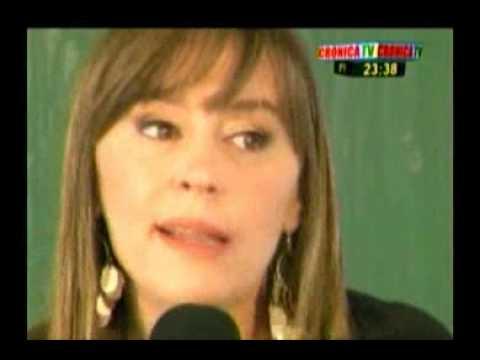 """Juliana Di Tulio en """"Camino a las urnas"""""""