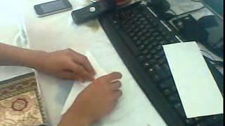 как сделать бомбочку из бумаги