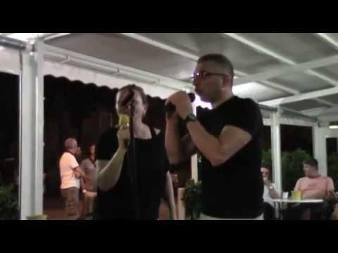 Karaoke con Enrico - 17 luglio 2014 - Bar Gelateria CALIPSHO - Lido di Classe (RA) - ASCANTA