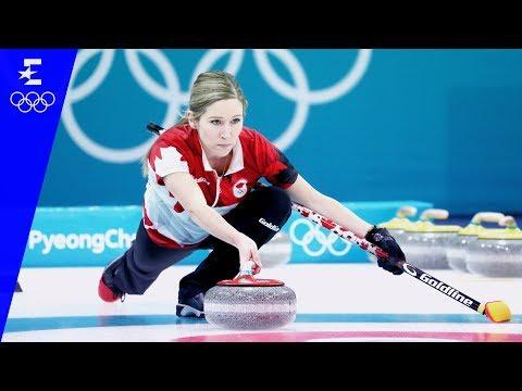 Curling | Mixed Doubles Highlights | Pyeongchang 2018 | Eurosport