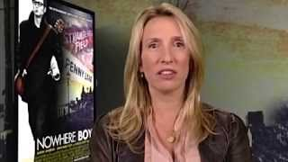 50 Shades Of Grey Director Sam Taylor-Johnson: How I Met And Married Aaron Johnson