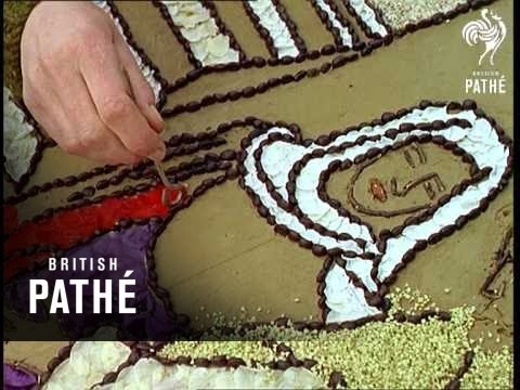 Well Dressing Beware - Other Colour Pics Share This Title (1965)