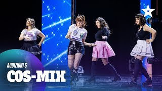 Cos-mix, l'idol giapponese sul palco di IGT