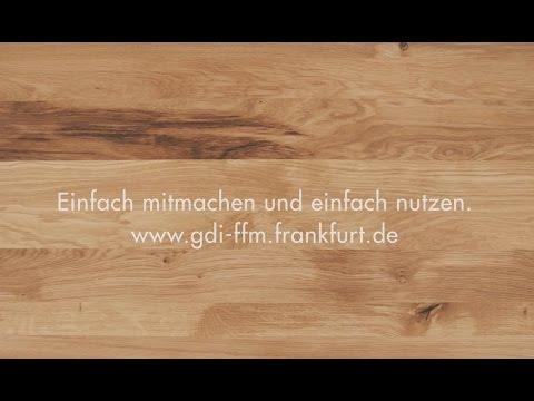 Geodateninfrastruktur Frankfurt am Main - einfach mitmachen und nutzen