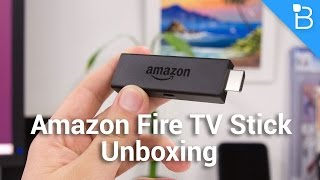 Amazon Fire TV Stick Unboxing: Chromecast Gets A New Competitor