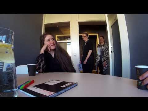 Interview with Freyja Eilíf from Ekkisens artspace Reykjavík (ICELAND)