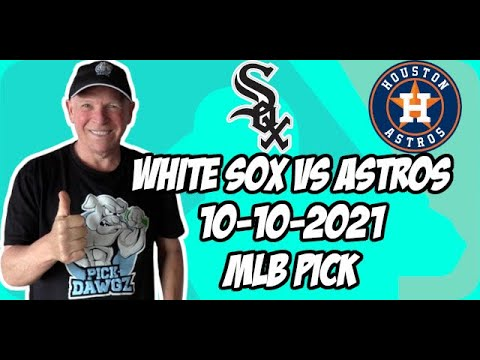 White Sox vs. Astros Betting Preview: Game 3 Picks, Predictions