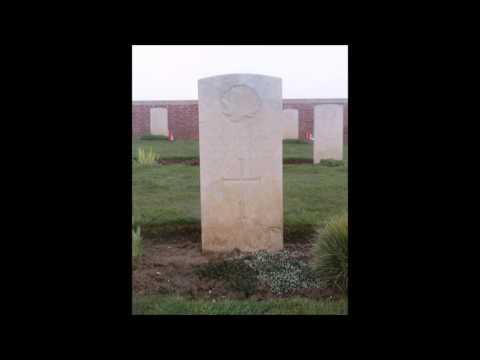 2nd Canadian Cemetery Sunken Road Contalmaison