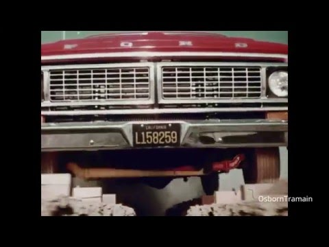 """1970 Ford Truck Commercial - Featuring it's Twin """"I"""" Beam Suspension from YouTube · Duration:  1 minutes 9 seconds"""