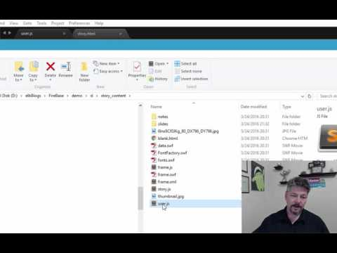 Using Firebase to Bring Data Sharing to Your Articulate Storyline Course